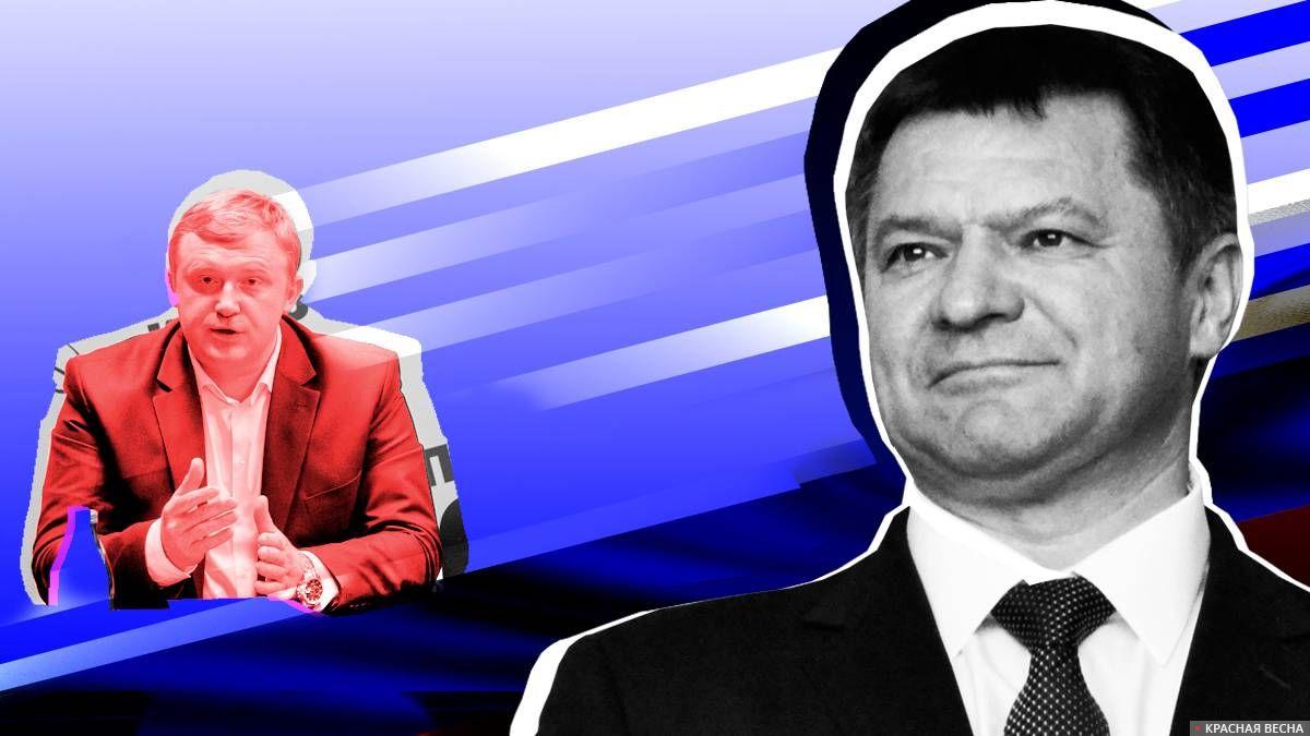 Странные выборы в Приморье