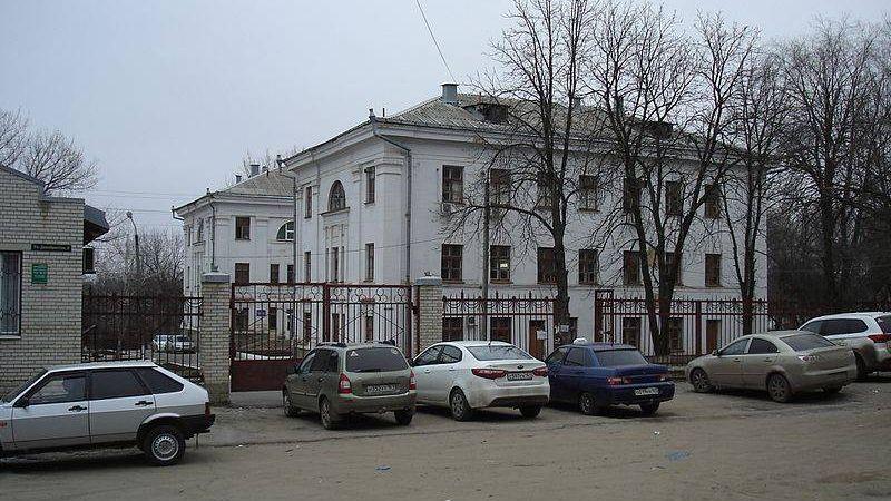 Каменск-Шахтинский, здание Городской больницы №1