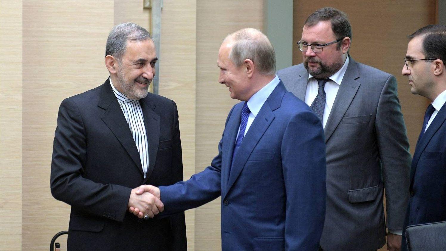 Встреча с советником Верховного руководителя Ирана по международным вопросам Али Акбаром Велаяти