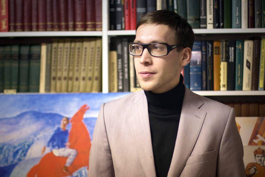 Артем Брусницын