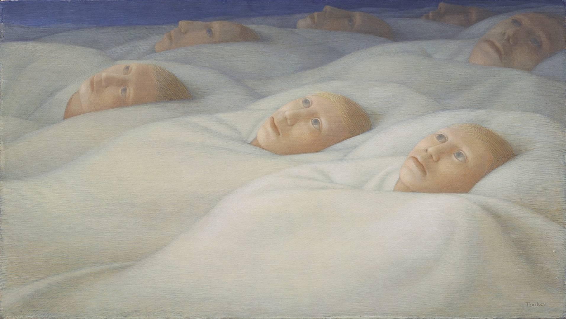 Джордж Тукер. Спящие II. 1959