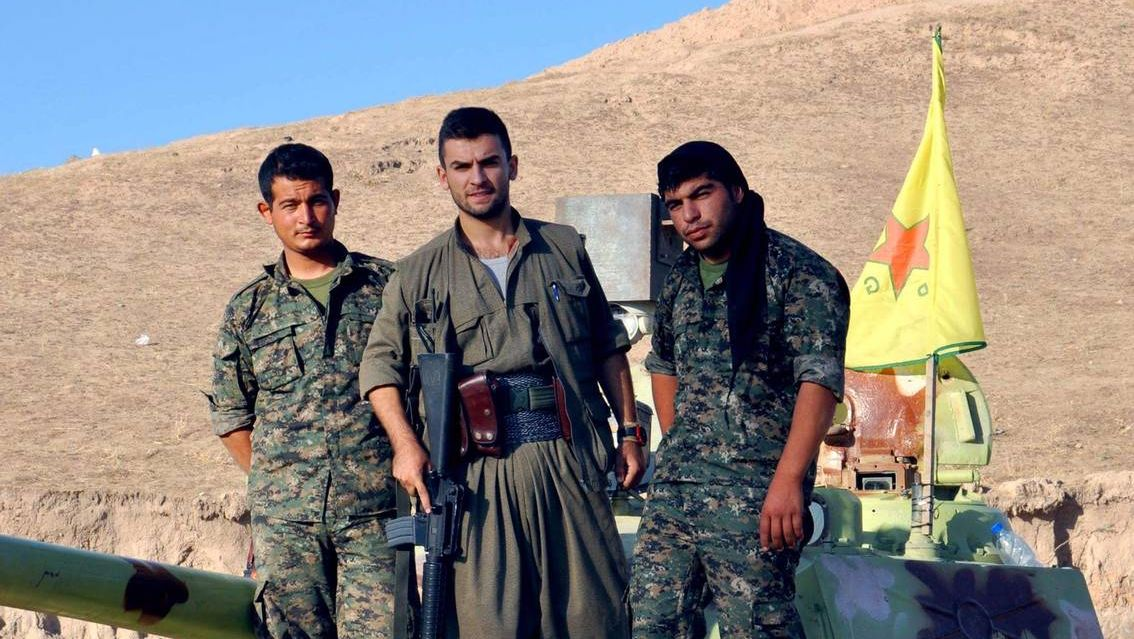 получается очень кто такие курды в турции фото сенсорный можно фокусироваться