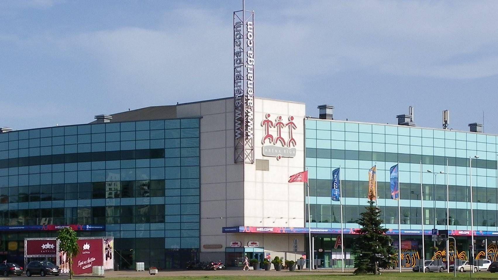 Арена Рига