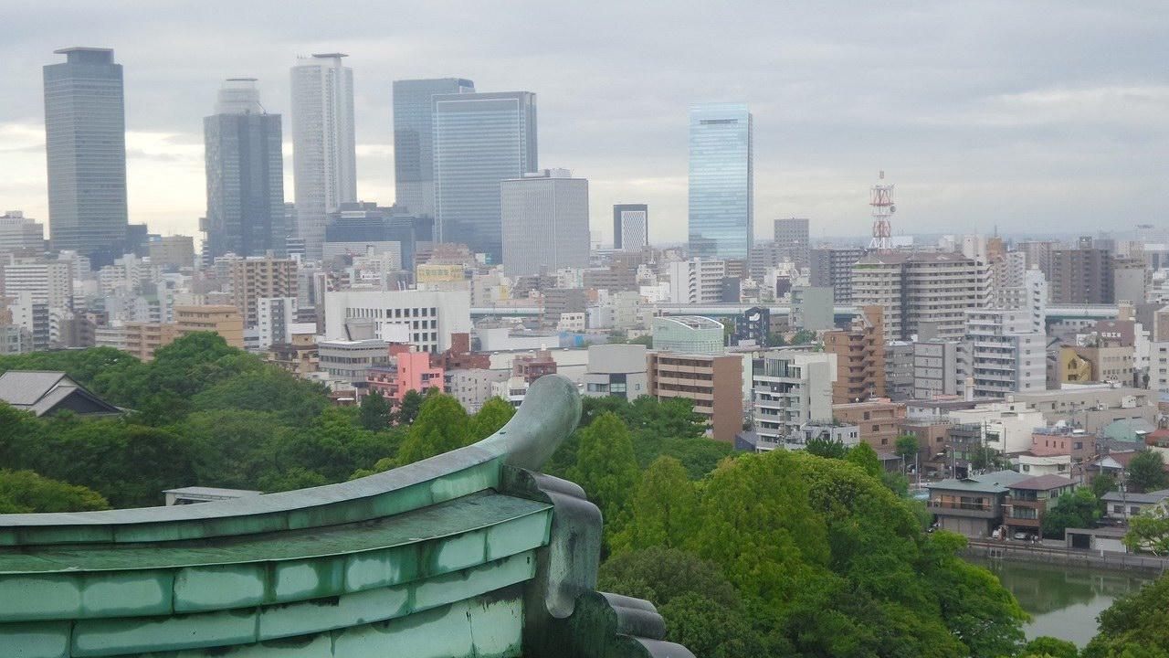 Нагоя. Япония