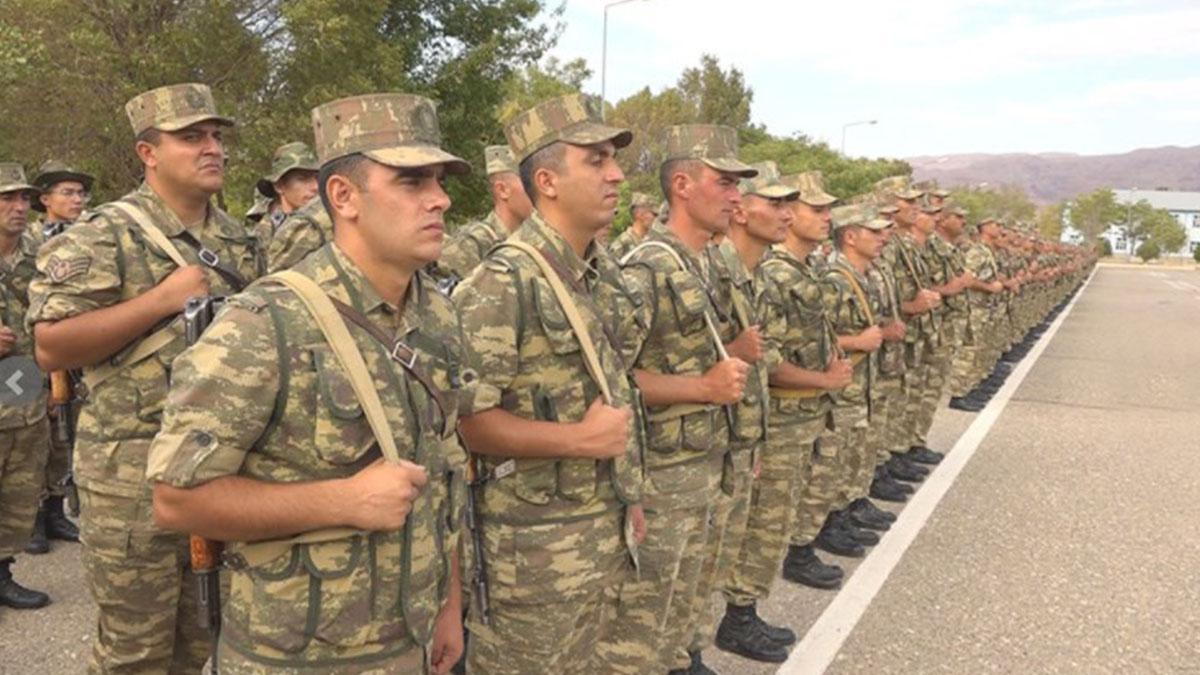 В Карабахе погиб азербайджанский военнослужащий — минобороны Азербайджана