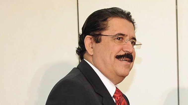 Мануэль Селайя