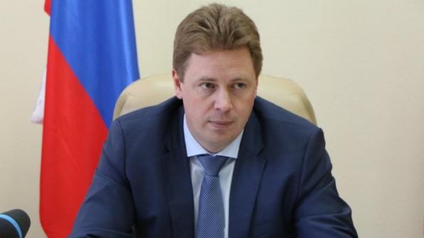 Врио губернатора Севастополя Овсянников Д.В. [sevastopol.gov.ru]