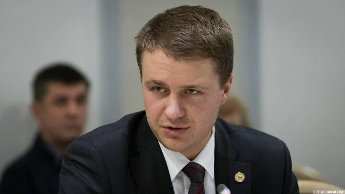 Константин Чепрасов