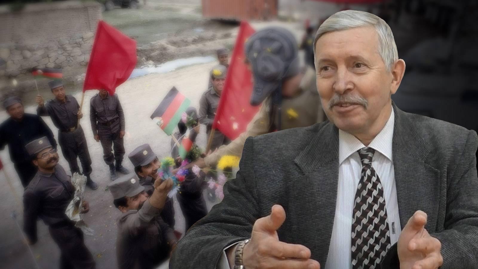 Евгений Ярков, офицер, участник войны в Афганистане