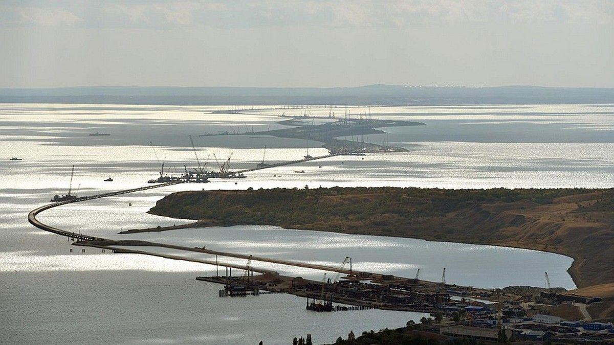 Строительство крымского
