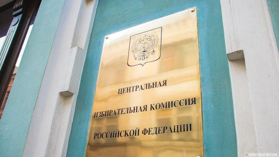 ЦИК принял уНавального документы для выдвижения впрезиденты Российской Федерации