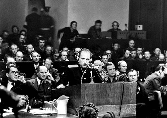 Главный обвинитель от СССР на Нюрнбергском процессе Р.А.Руденко [mil.ru]