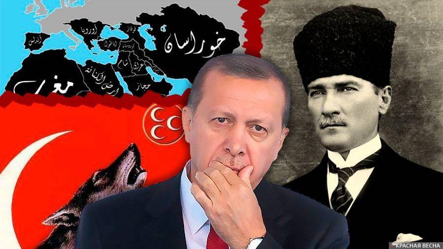 Президент Турецкой Республики Р. Эрдоган