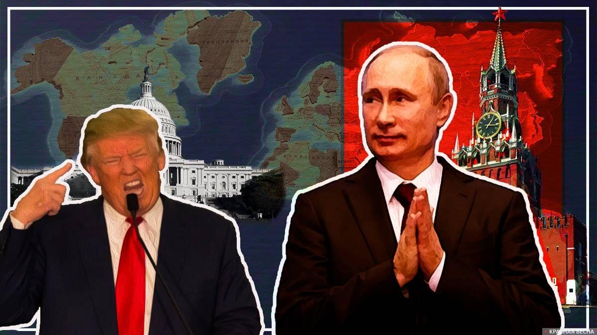 И Пизанскую башню тоже Путин?