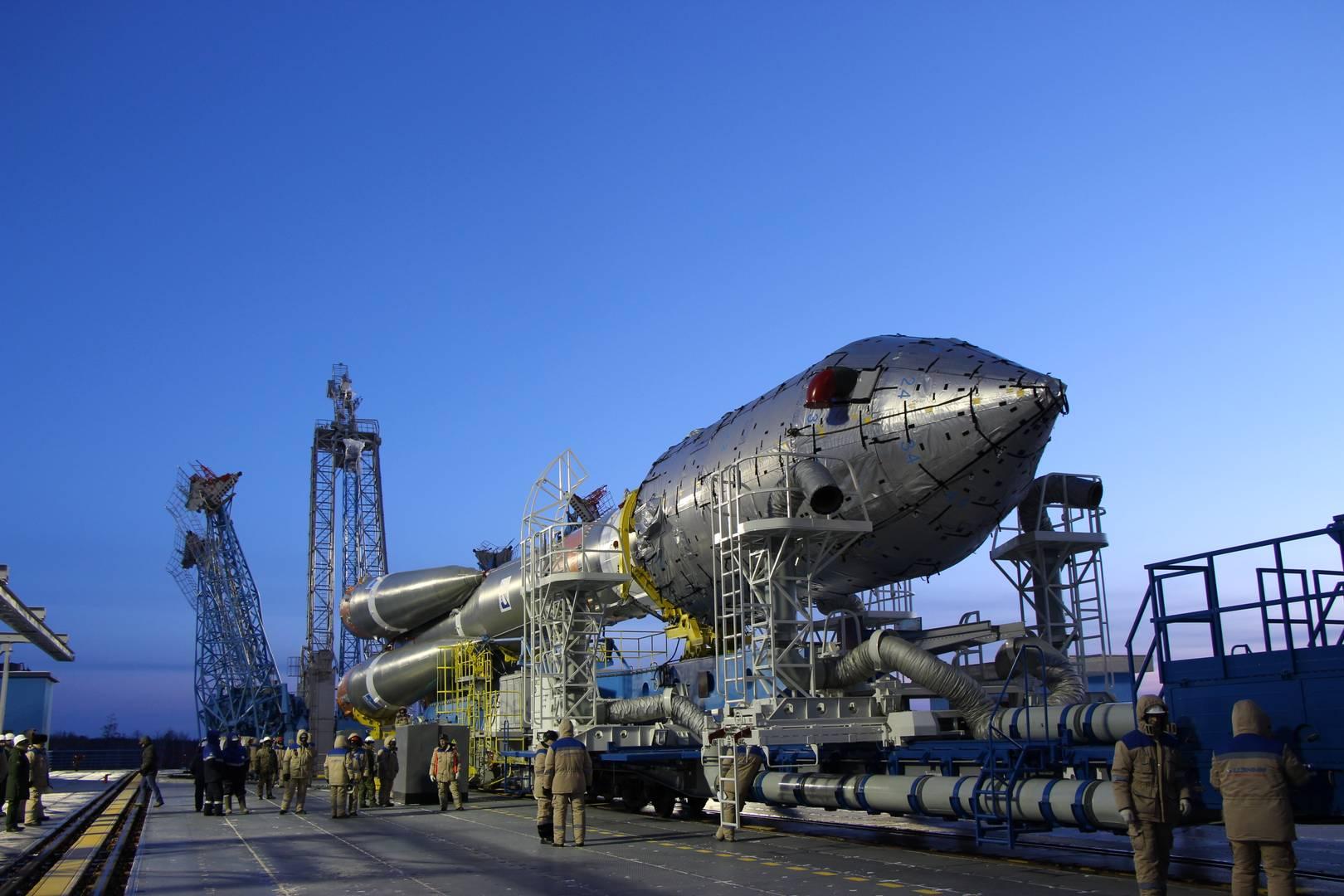 Модернизированная система телеметрических измерений РТСЦМ-1 на ракете-носителе «Союз-2»