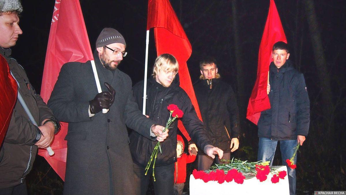 Восстановление памятного знака в честь героической обороны Нижнего Тагила от белочехов в 1918 году