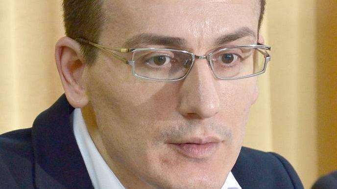 Председатель Национального союза журналистов Украины Сергей Томиленко