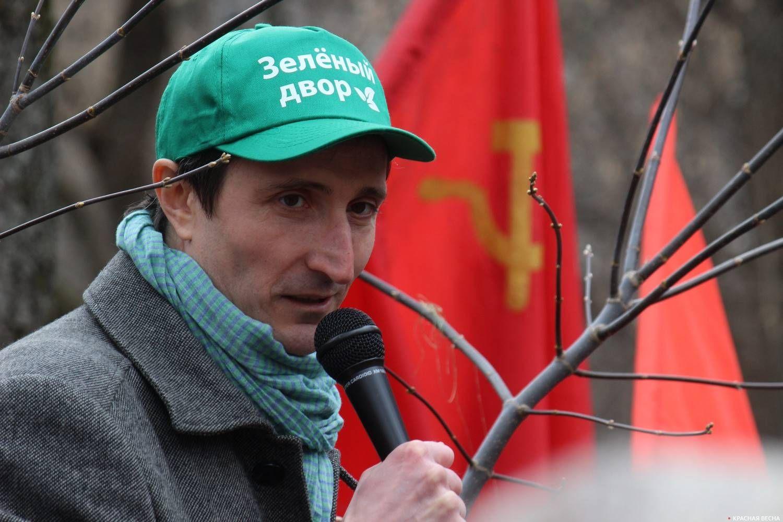 Сергей Цуканов, муниципальный депутат
