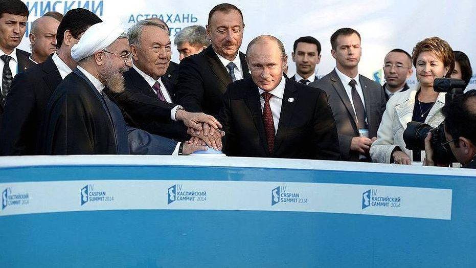 Саммит глав всех прикаспийских государств