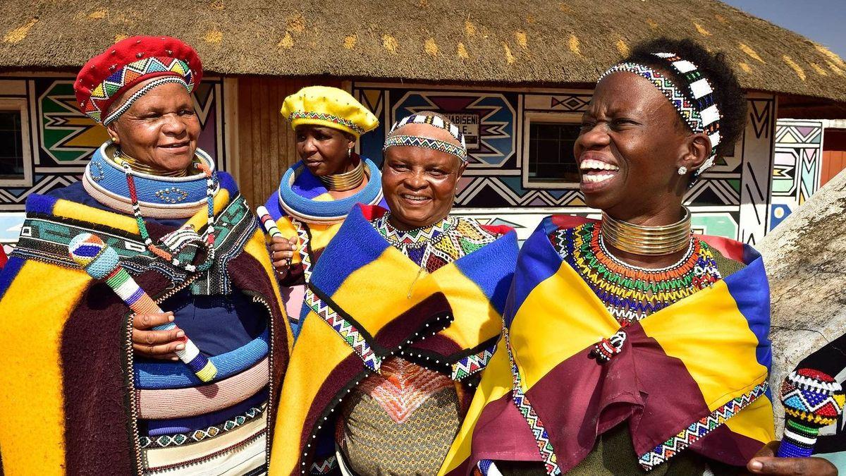 Женщины из Мпумаланги, ЮАР