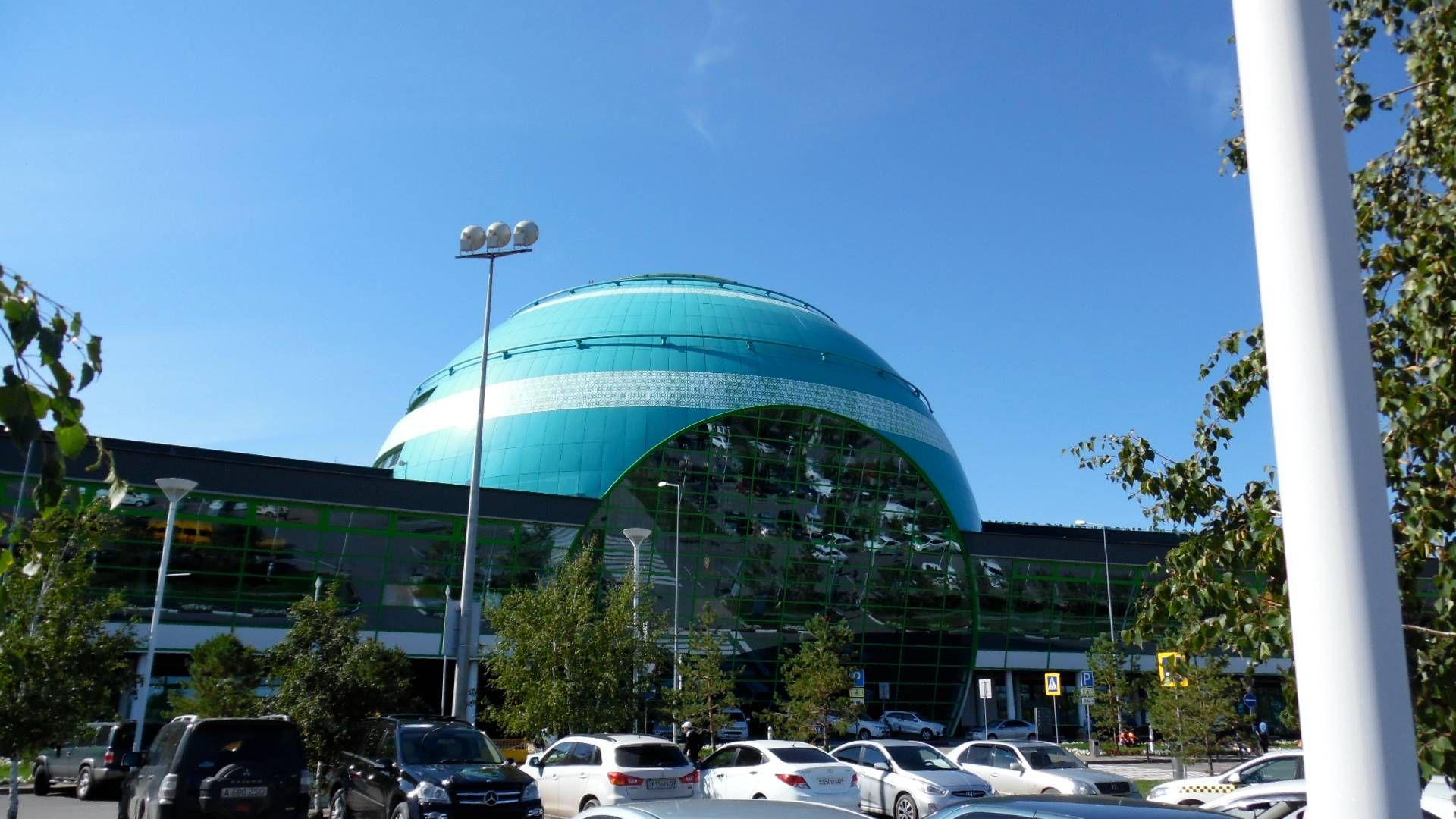 Международный аэропорт «Нурсултан Назарбаев» в Астане