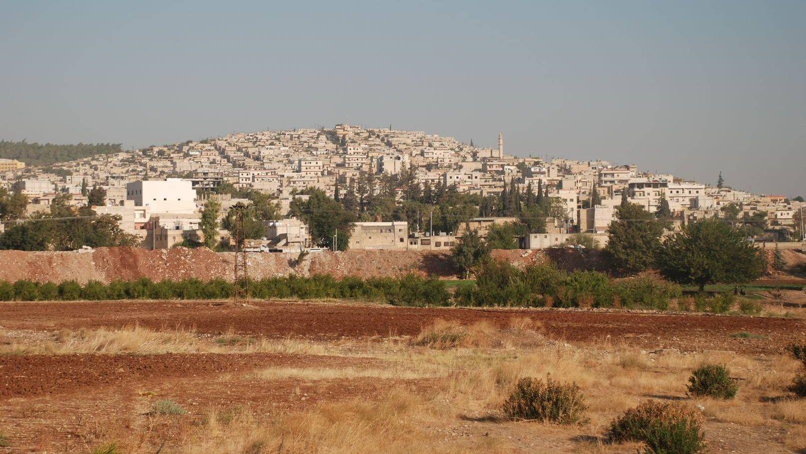 Африн. Сирия