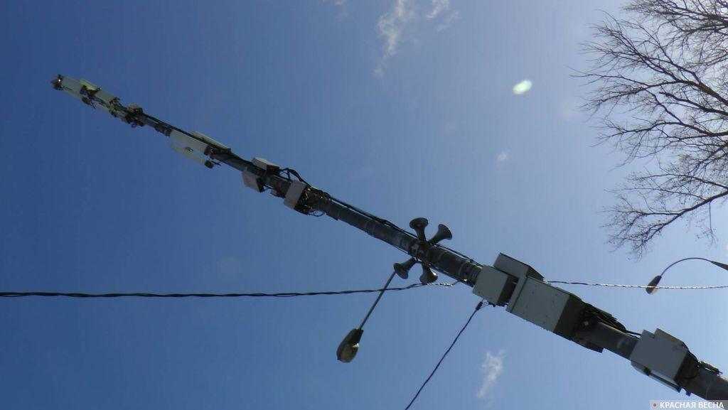 Вышка сотовой сети