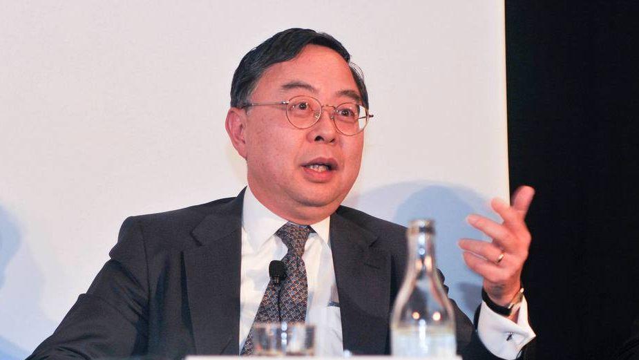 Секретарь по финансовым вопросам Гонконга Пол Чан
