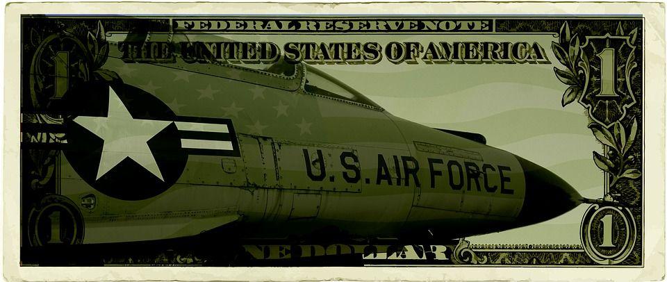 Военные расходы, автор: geralt, лицензия: CC0 1.0