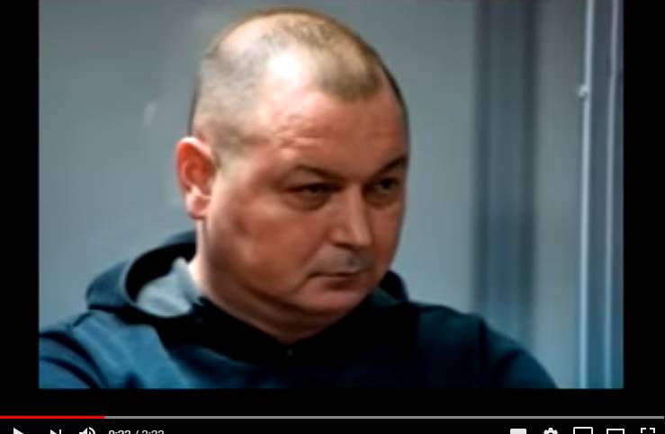 Владимир Горбенко видео с YouTube