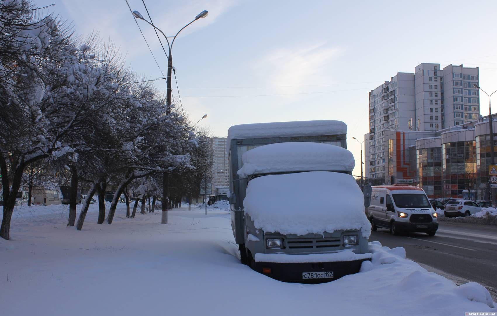Королев, Проспект Космонавтов