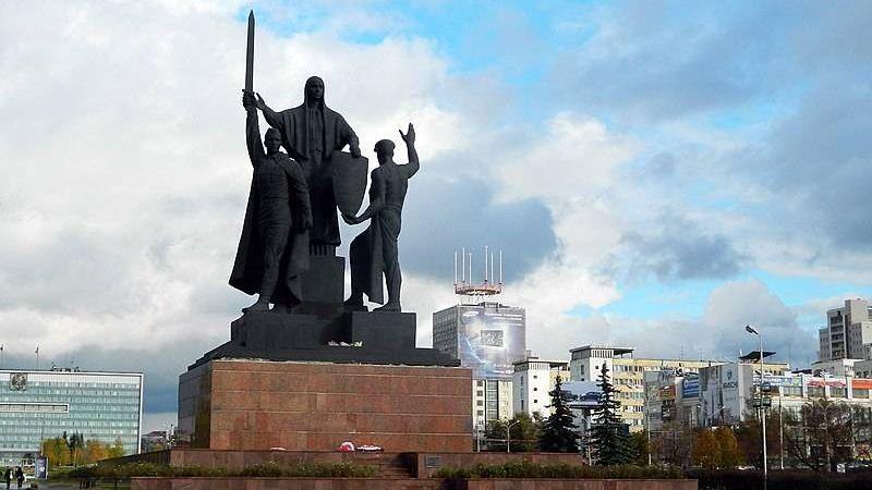 Памятник героям фронта и тыла (Пермь)
