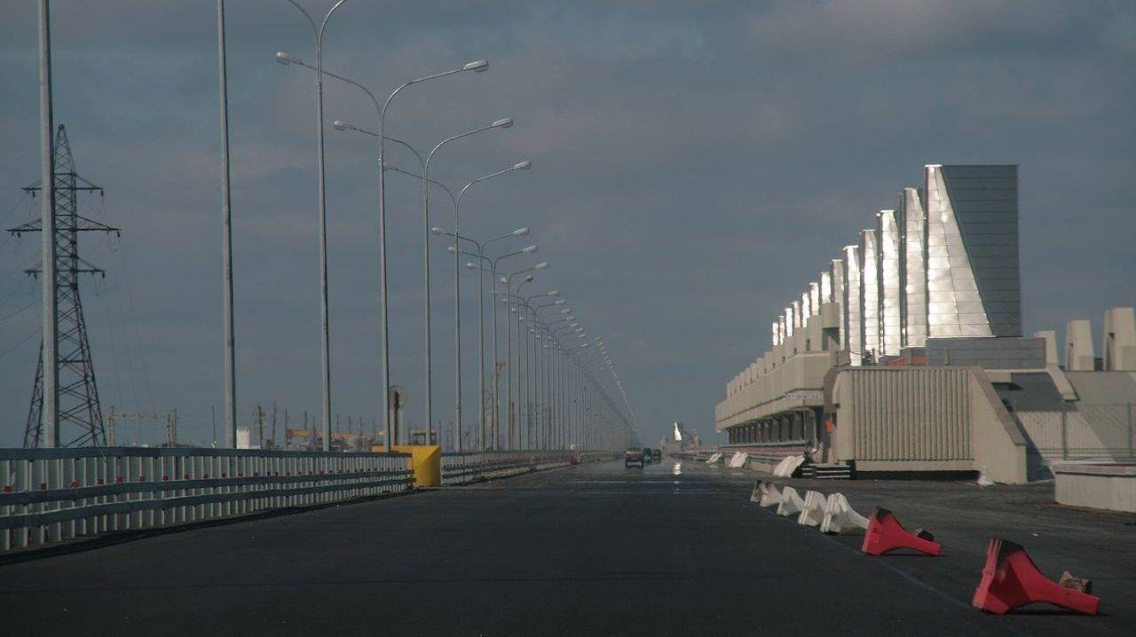 Водопропускные дамбы. Санкт-Петербург