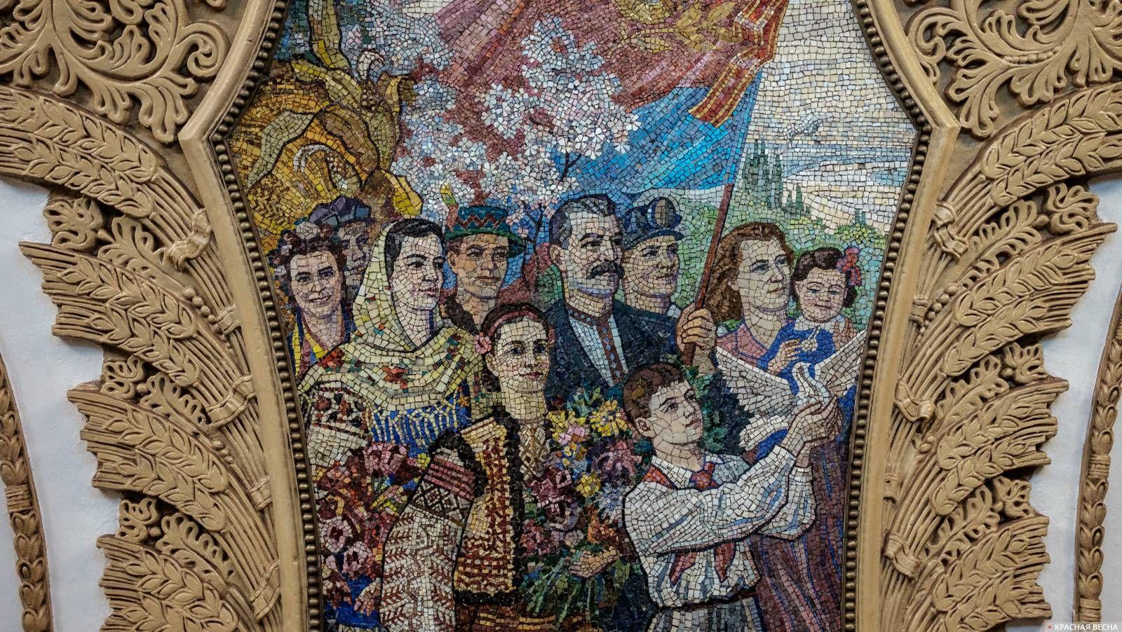 Цветет орденоносная Украина - республика рабочих и крестьян
