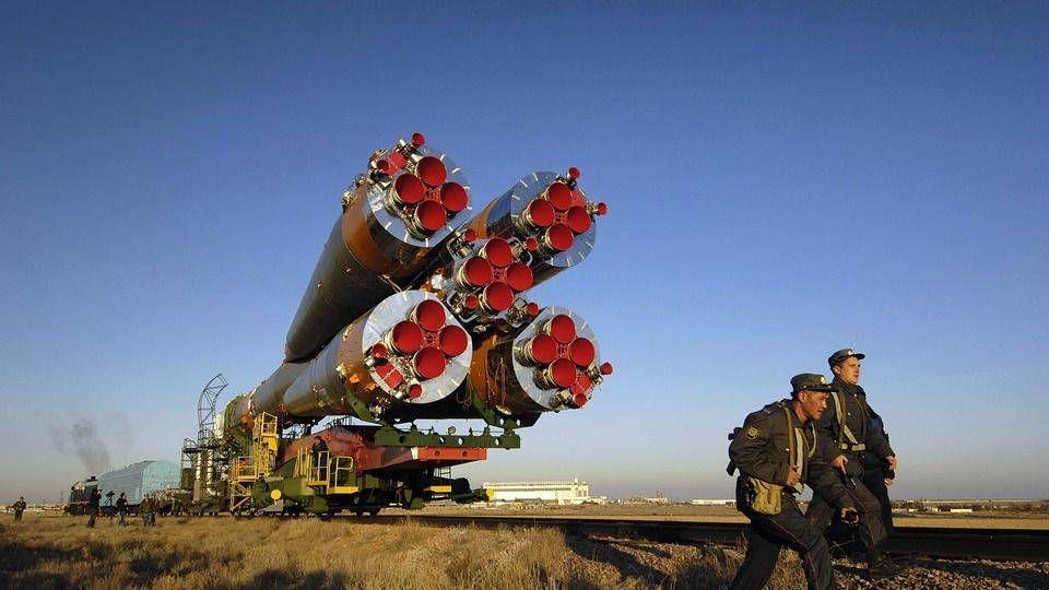 казахстан, союз, ракета