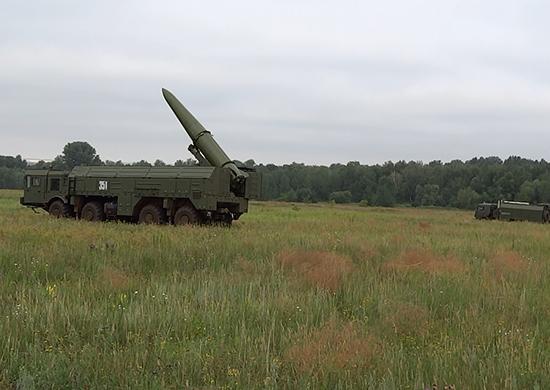 Искандер-М [ mil.ru]