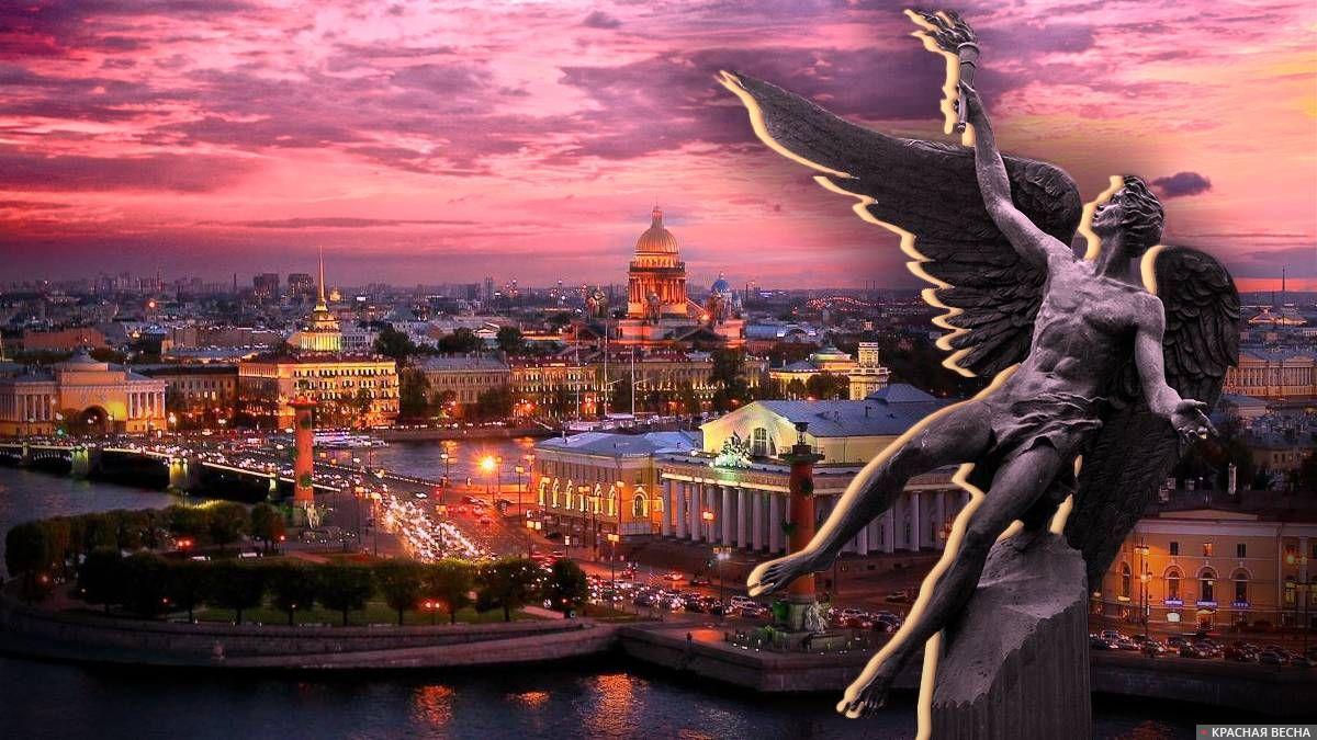 Васильевский остров и СПбГУ