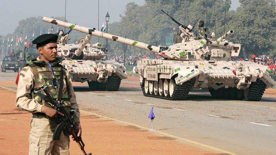 Индийские вооруженные силы