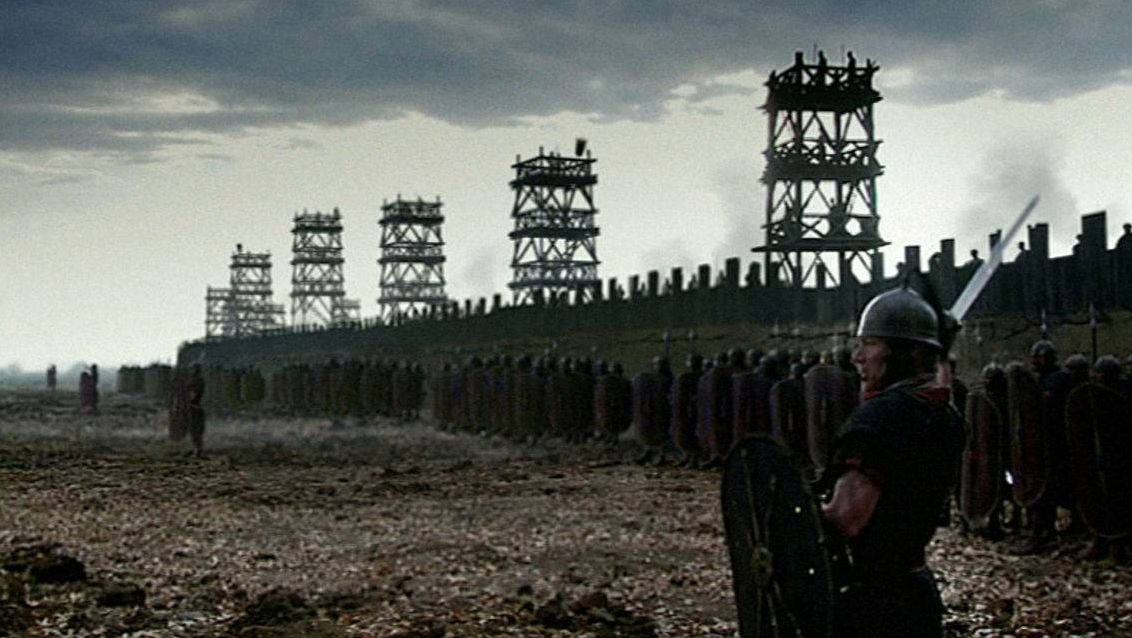 Древне-Римская армия. Цитата из сериала « Древний Рим: Расцвет и падение империи». Великобритания. 2006