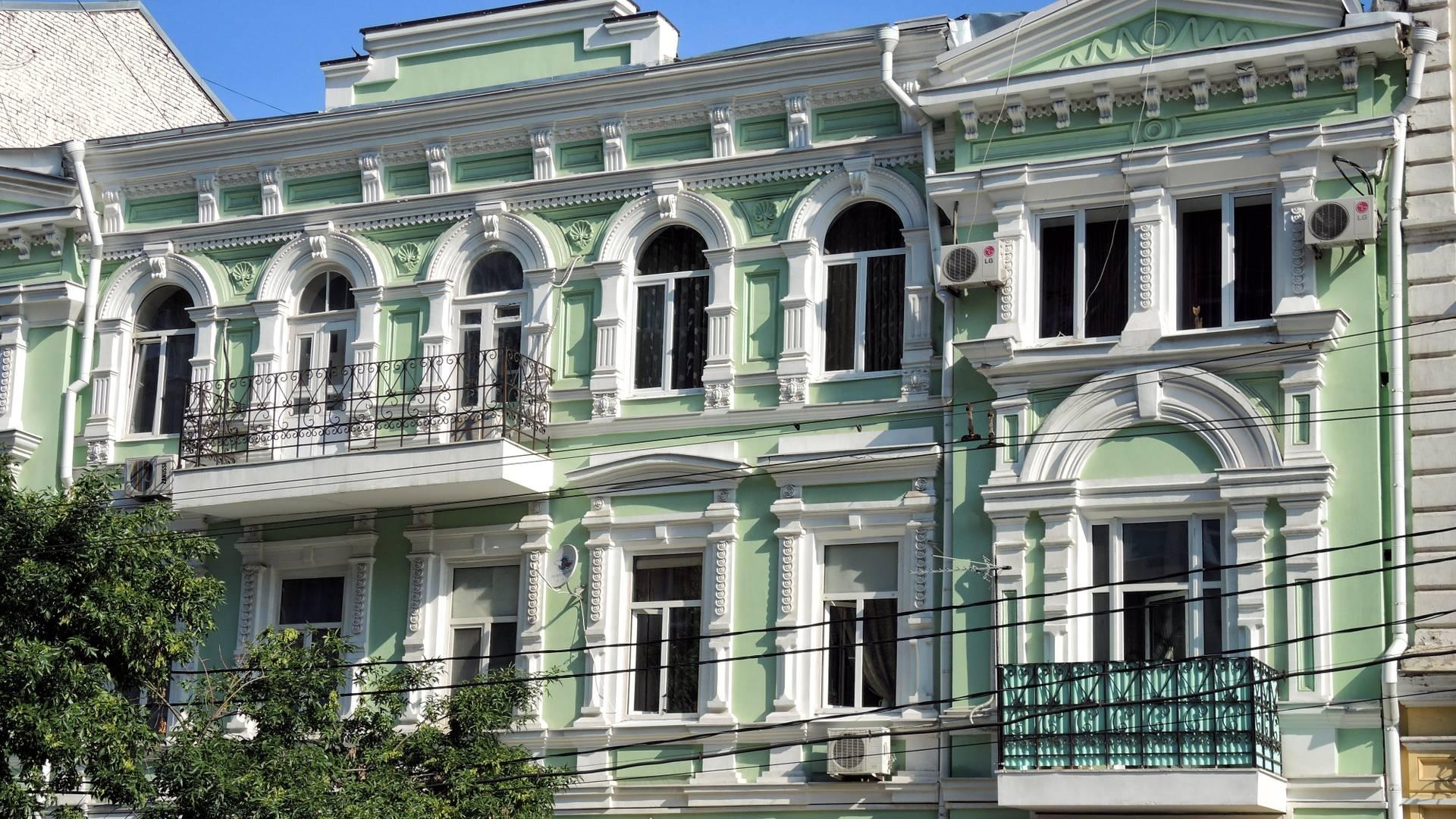Доходный дом И.М. Шапошникова в Ростове-на-Дону