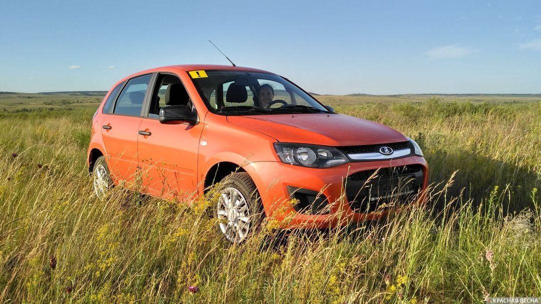 «АвтоВАЗ» зарегистрировал наименования для спортивных версий седана Лада Vesta