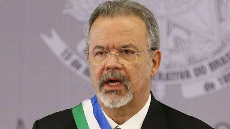 Министр общественной безопасности Раул Жунгманн