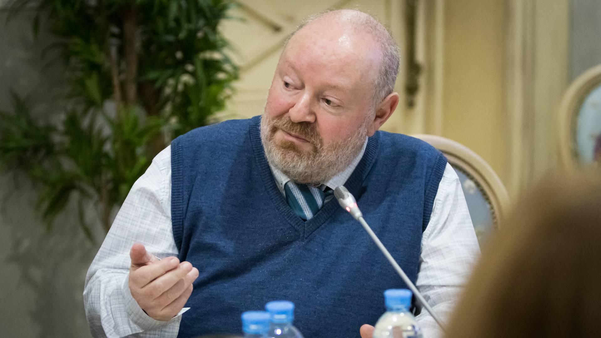 Александр Синельников,