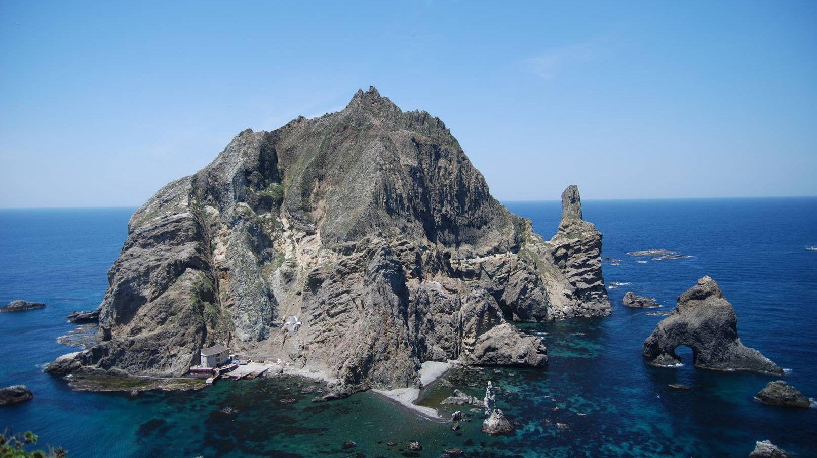Острова Такэсима (Лианкур)