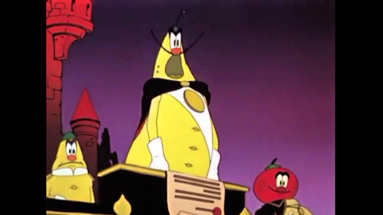 Синьор лимон, цитата из мультфильма «Чиполлино» Режиссер Борис Дёжкин 1961 г.