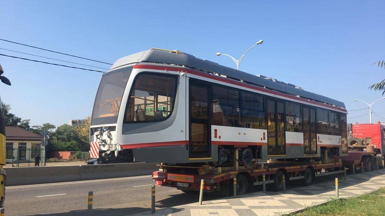 Трамвай нового поколения «Кубань»