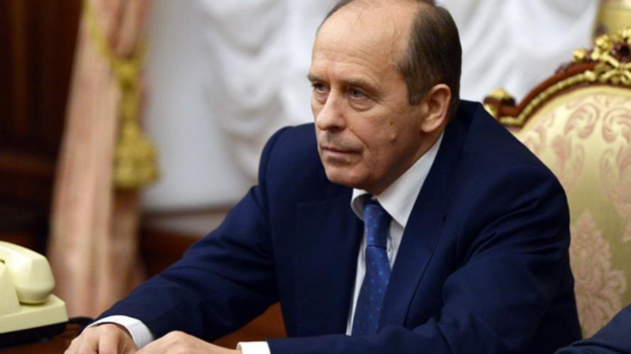 А. Бортников. Глава ФСБ