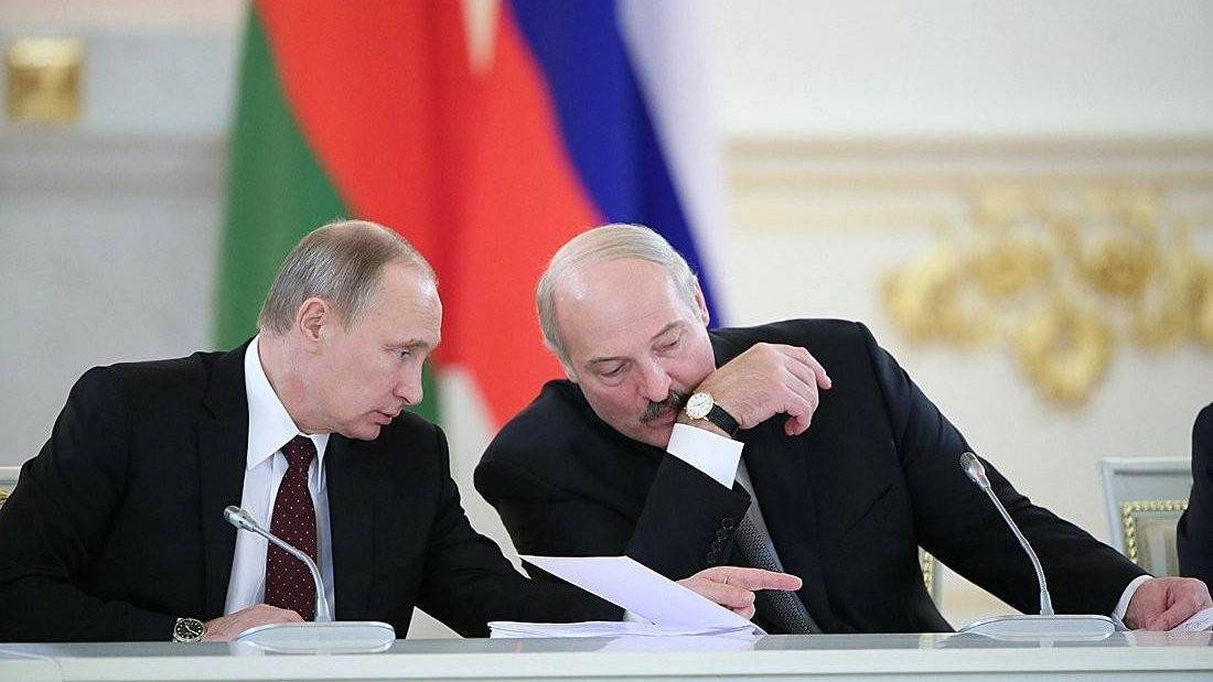 Лукашенко подписал указы осотрудничестве сРоссией