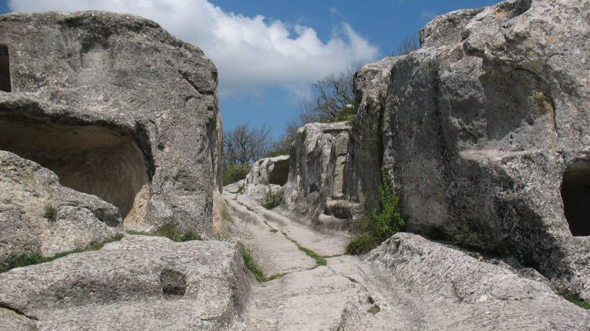 Крым археологический