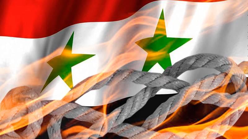Сирийский узел